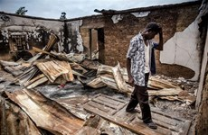 Tấn công tại Nigeria khiến 13 người chết, 10 người bị bắt cóc
