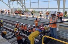 TP. HCM: Duy trì thi công dự án metro Bến Thành-Suối Tiên