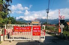 Thừa Thiên-Huế: Khởi tố vụ án làm lây lan COVID-19 trong cộng đồng
