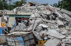 Động đất có độ lớn 6,9 ở quần đảo phía Nam Đại Tây Dương