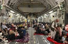 Người tị nạn Afghanistan từng hợp tác với Mỹ được đưa tới Tây Ban Nha