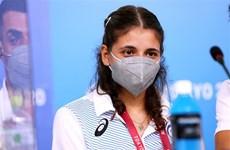 Nữ thành viên đầu tiên trong lịch sử Đoàn Thể thao người tị nạn