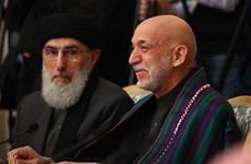 Thông tin về hội đồng 12 thành viên lãnh đạo Afghanistan