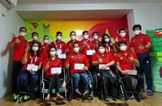 Paralympic Tokyo 2020: Các VĐV Việt Nam đã sẵn sàng xuất trận