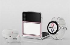 """Điện thoại gập mới của Samsung sẽ sớm """"lên kệ"""" ở 130 nước"""