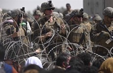 Đại sứ quán Mỹ tại Kabul cảnh báo công dân tránh tới sân bay Kabul
