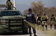 Mexico triển khai lực lượng an ninh ngăn chặn người di cư tới Mỹ
