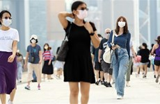 Hong Kong xem xét thực hiện chế độ thẻ thông hành sức khỏe