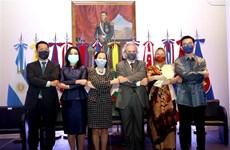 """Kỷ niệm ngày thành lập ASEAN tại Argentina: """"Chúng ta thịnh vượng"""""""