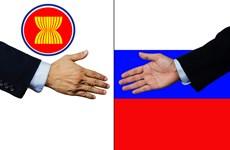 Nga-ASEAN nhấn mạnh tiềm năng phát triển hợp tác song phương