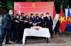Quốc khánh 2/9: Quan hệ Việt Nam-Ai Cập trên đà phát triển tích cực
