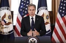 Mỹ thảo luận với nhiều nước về các diễn biến tại Afghanistan