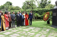 Quốc khánh 2/9: Cộng đồng người Việt tại Mexico hướng về Tổ quốc