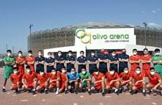 Đội tuyển futsal Việt Nam có thể lập lại thành tích 5 năm trước