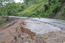 Đề phòng nguy cơ lũ quét, sạt lở đất tại 8 tỉnh phía Bắc