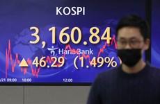 Nhà đầu tư lạc quan, chứng khoán châu Á kéo dài đà tăng