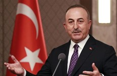 """Thổ Nhĩ Kỳ: Quan hệ với UAE """"có thể trở lại đúng hướng"""""""