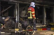 Bắc Macedonia: Cháy bệnh viện điều trị COVID-19, ít nhất 10 người chết