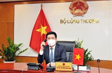 Việt Nam, Hoa Kỳ hợp tác bảo đảm tính liên tục của chuỗi cung ứng