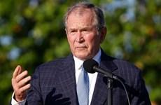 Cựu Tổng thống Bush cảnh báo về chủ nghĩa cực đoan ở Mỹ