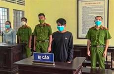 Cần Thơ: Phạt tù đối tượng tấn công thành viên chốt kiểm soát dịch