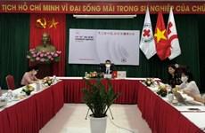 Hội nghị lãnh đạo Hội Chữ thập đỏ, Trăng lưỡi liềm đỏ Đông Nam Á