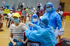 Đà Nẵng: Thêm điểm tiêm vaccine để tránh tập trung đông người