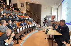 Tọa đàm tại Pháp về triển vọng thương mại tự do Việt Nam-EU