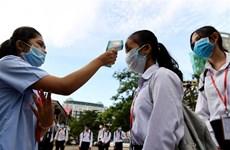 Campuchia: Hơn 20 học sinh nhiễm COVID-19 sau khi trường học mở lại