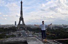 """""""Những ngày Di sản châu Âu"""" tại Pháp thu hút đông đảo người tham dự"""