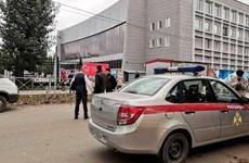 Vụ xả súng ở Nga: Đã có 8 người chết, 19 người bị thương