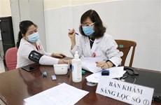 Đoàn cán bộ, nhân viên y tế Bến Tre hỗ trợ TP. HCM chống dịch