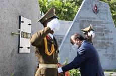 Chủ tịch nước kết thúc tốt đẹp chuyến thăm chính thức Cuba