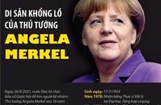 Những di sản khổng lồ của Thủ tướng Đức Angela Merkel