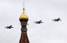 Nga điều Su-35S chặn máy bay ném bom chiến lược Mỹ ở Thái Bình Dương