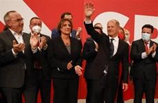 Đức: Bắt đầu các cuộc đàm phán thăm dò thành lập liên minh cầm quyền