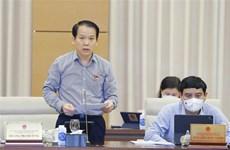 Ủy ban Pháp luật của Quốc hội họp phiên toàn thể lần thứ 2