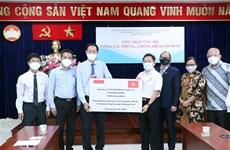 Doanh nghiệp, cộng đồng người nước ngoài ủng hộ TP.HCM chống dịch