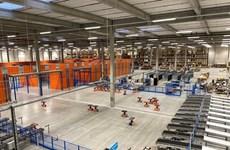 Bỉ: Công ty Active Ants sử dụng người máy để đóng gói bưu kiện