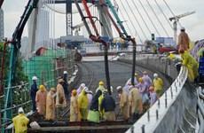 TP.HCM: Cầu Thủ Thiêm 2 dự kiến hoàn thành vào dịp 30/4 năm tới