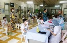 Campuchia ghi nhận gần 1.000 ca mắc mới COVID-19 trong 24 giờ