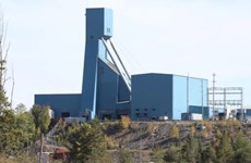 Canada: Toàn bộ thợ mỏ mắc kẹt dưới lòng đất đã được giải cứu