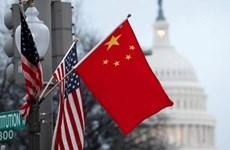 """Mỹ-Trung Quốc cam kết duy trì """"liên lạc mở"""" trong quốc phòng"""