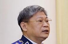 Kỷ luật Thường vụ Đảng ủy Cảnh sát biển Việt Nam nhiệm kỳ 2015-2020