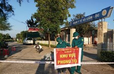 """Khởi tố vụ án ''làm lây lan dịch bệnh truyền nhiễm"""" ở Hà Tĩnh"""
