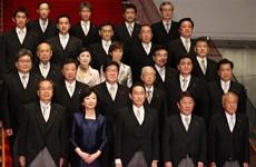 Nhật Bản: Tỷ lệ ủng hộ nội các của tân Thủ tướng lên tới 55%