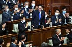 Nhật Bản chủ trương duy trì đối thoại tích cực với Nga về lãnh thổ