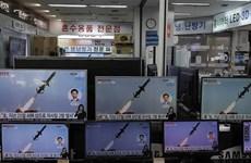 Triều Tiên tiếp tục thúc đẩy chương trình hạt nhân và tên lửa đạn đạo