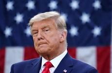 Cựu Tổng thống Trump rời danh sách 400 người giàu nhất nước Mỹ
