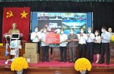 Đại tướng Tô Lâm cùng đoàn đại biểu Quốc hội tiếp xúc cử tri Hưng Yên